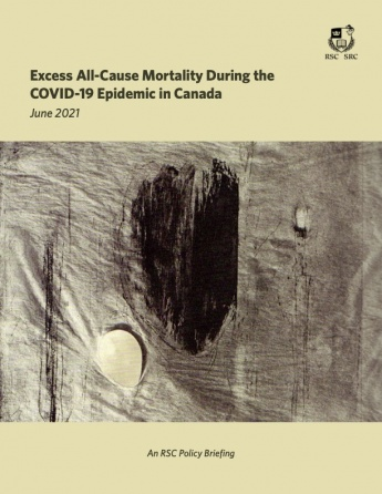 Excess All-Cause Mortality During the COVID-19 Epidemic in Canada
