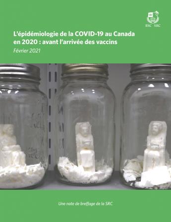 L'épidémiologie de la COVID-19 au Canada en 2020 : avant l'arrivée des vaccins