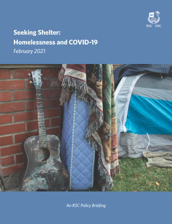Seeking Shelter: Homelessness and COVID-19